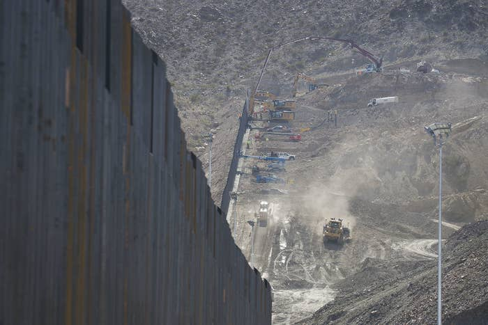 The GoFundMe Border Wall Was Illegally Built, The City Says. Now The Landowner Could Face Jail Time.