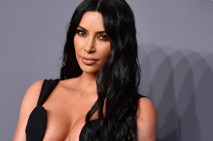 "Kim Kardashian Has Been Called ""Tasteless And Awful"" After Revealing Her New ""Kimono Shapewear"" Collection"