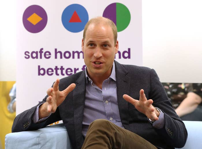 Prince William Was Asked How He'd Feel If One Of His Kids Came Out As Gay — Here's What He Said