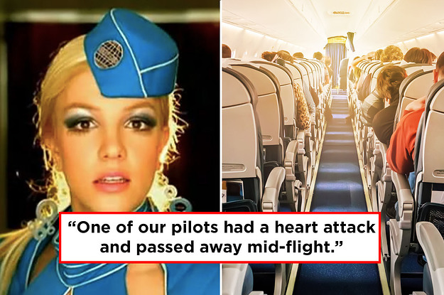 15 Wild Things Flight Attendants Have Actually Experienced