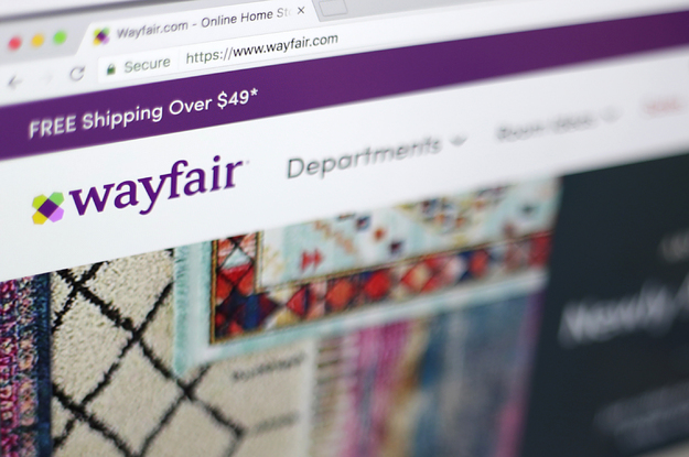 Wayfair Workers Walked Out To Protest The Companys Sale Of Furniture To Immigrant Detention Facilities