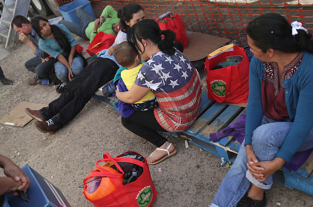 Investigators Found Immigrant Kids And Families Locked In Disgusting Conditions In Border Camps