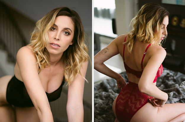 As Someone Who Can't Have Penetrative Sex, It's Hard To See Myself As Sexy. So I Got A Boudoir Shoot Done