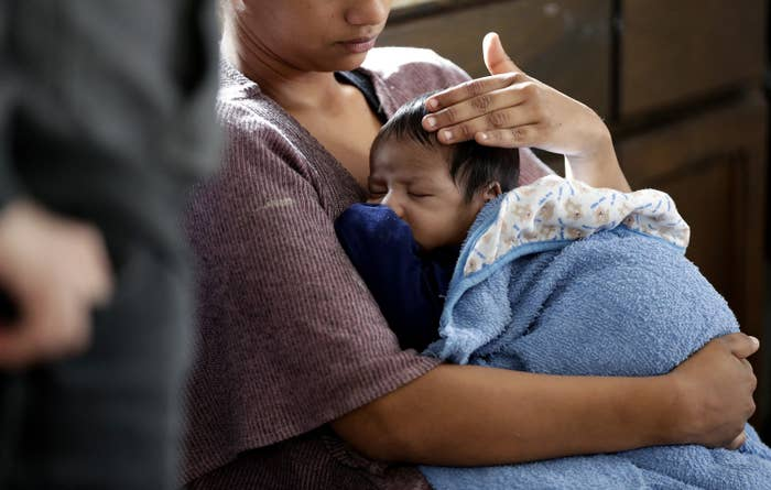 """A Doctor Found Malnourished And Sick Babies In Border Patrol Custody That She Compared To """"Torture Facilities"""""""
