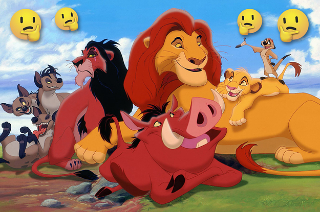 """There Are 21 """"Lion King"""" Characters – How Many Can You Guess In 60 Seconds?"""