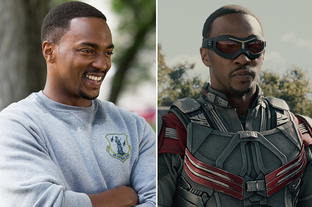 Anthony Mackie Just Opened Up About His New Role In The Marvel Cinematic Universe