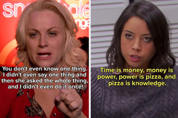 "34 Leslie, April, Donna, And Ann Moments From ""Parks And Rec"" That Are Literally Hysterical"