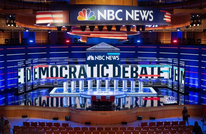 Beto O'Rourke Started Speaking Spanish Like 3 Minutes Into The Democratic Debate