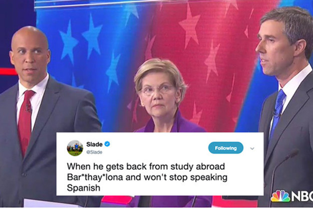 All The Best Tweets From The First Democratic Presidential Debate