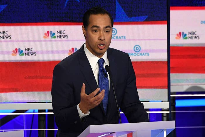 Julián Castro Stood Out In The First Debate After Struggling To Get Noticed