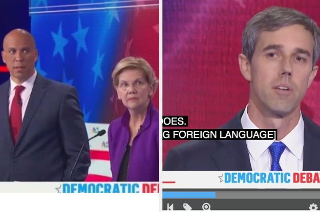 Beto O Rourke S Spanish At The Democratic Debate Sparks Memes And
