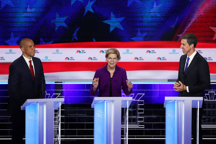 An Intense Debate Discussion About Medicare For All Exposed The Clearest Differences Between Democratic Candidates
