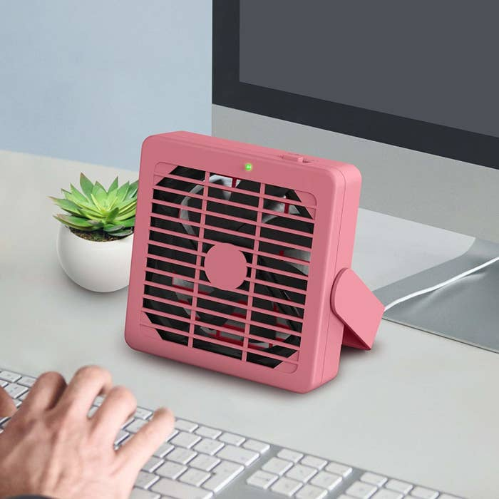 """28 Products That'll Make Your Coworkers Say, """"Yep, That's Your Desk"""""""