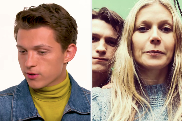 "Tom Holland Just Roasted Gwyneth Paltrow For Forgetting She Was In ""Spider-Man"" And It Was Great"