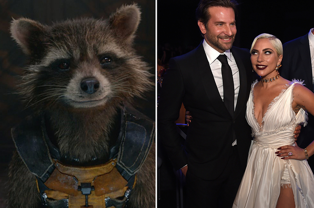 "There's A Rumor Lady Gaga Will Play Bradley Cooper's Girlfriend In ""Guardians Of The Galaxy Vol. 3"" And OMG"