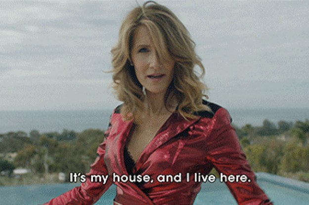 Laura Dern And Marianne Williamson Used To Be Roommates Because It's 2019 And Nothing Is As It Seems