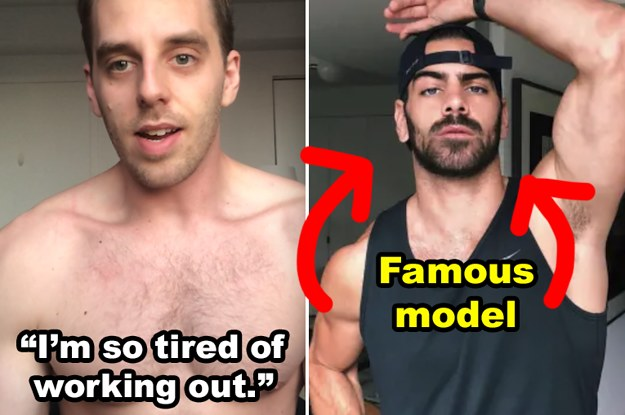 I Worked Out Like A Famous Model For 30 Days And It Was So Freaking Hard