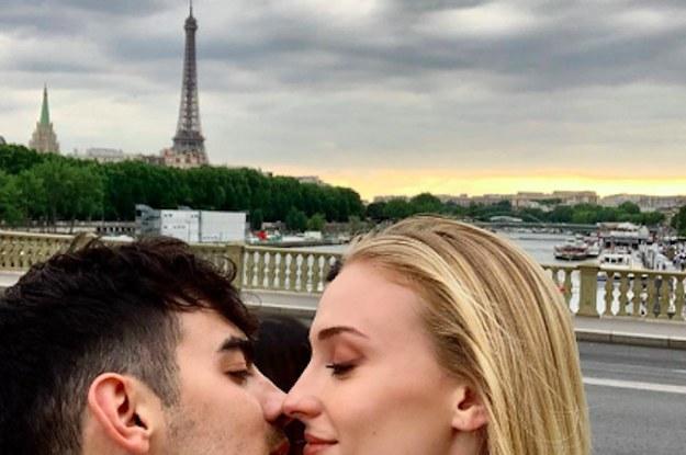 Sophie Turner And Joe Jonas Just Got Married Again In France