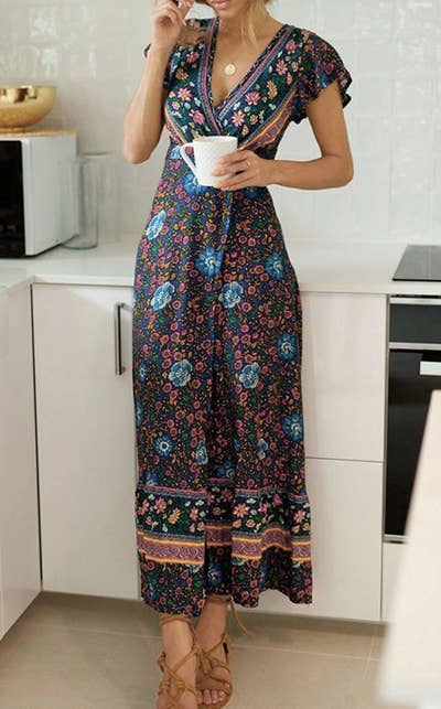 57fdd6f6d1 31 Maxi Dresses You Can Get On Amazon That You'll Actually Want To Wear