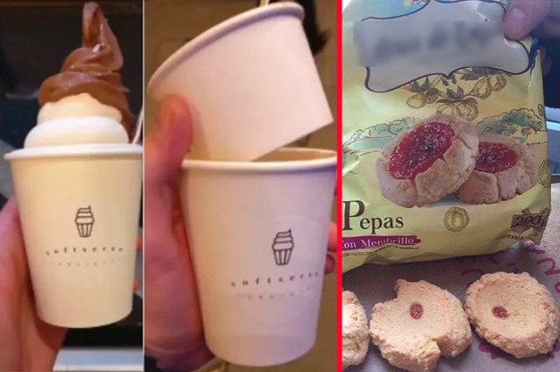 16 Dishonest Food Products That Didn't Come As Advertised