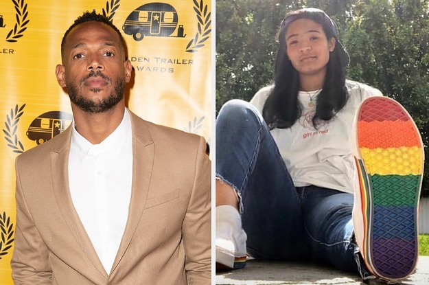 Marlon Wayans Perfectly Shut Down Anyone Saying Negative Things On His Pride Month Post About His Daughter