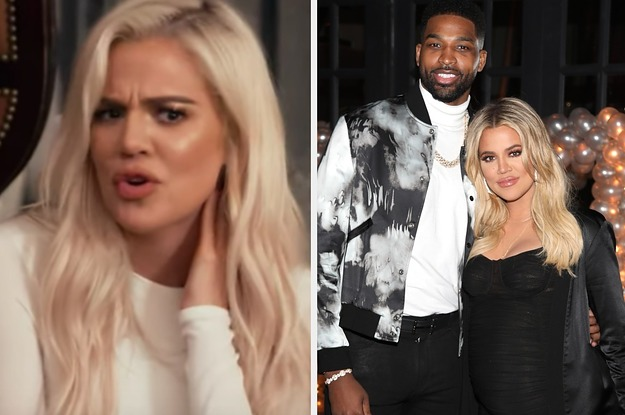Khloé Kardashian Finally Opened Up About Tristan's First Cheating Scandal