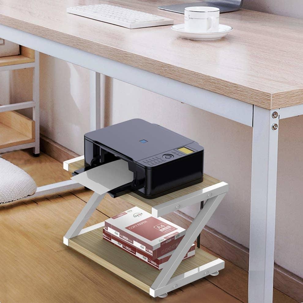 49 Storage Ideas For Your Desk