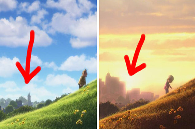 """Up"""" Details That'll Make You Cry"""
