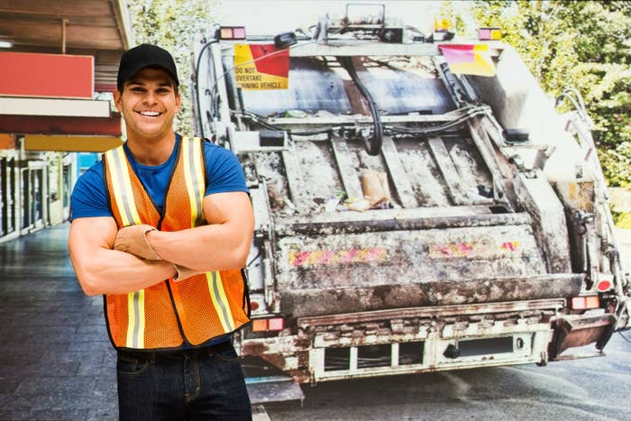 """Garbage collectors in New York are paid up to $112,000 – a solid salary considering you don't even need a degree.""–BenRS7"