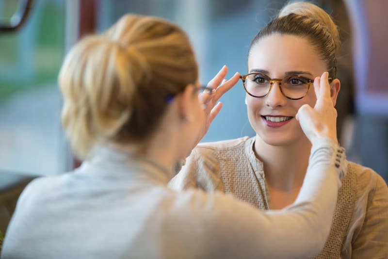 """I get $30+ an hour to sell you glasses and contacts.""–vabunucBoston is the highest paying optician city with an average salary of $77,150."
