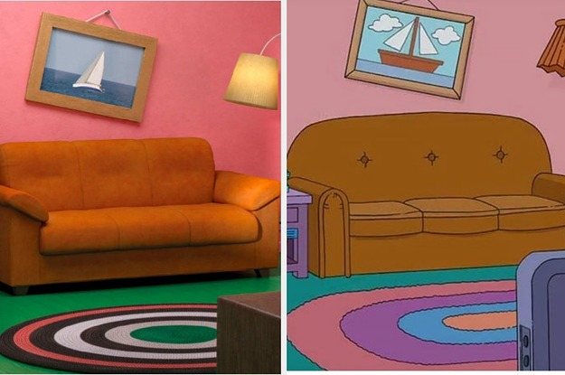 "Ikea Recreated The Living Rooms From ""Friends,"" ""Stranger Things,"" And ""The Simpsons"" And The Pics Are Incredible"