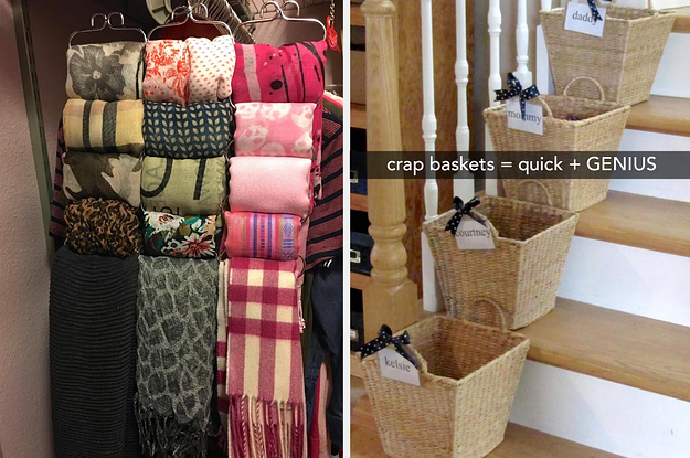 33 Seriously Easy 10-Minute Organizing Ideas