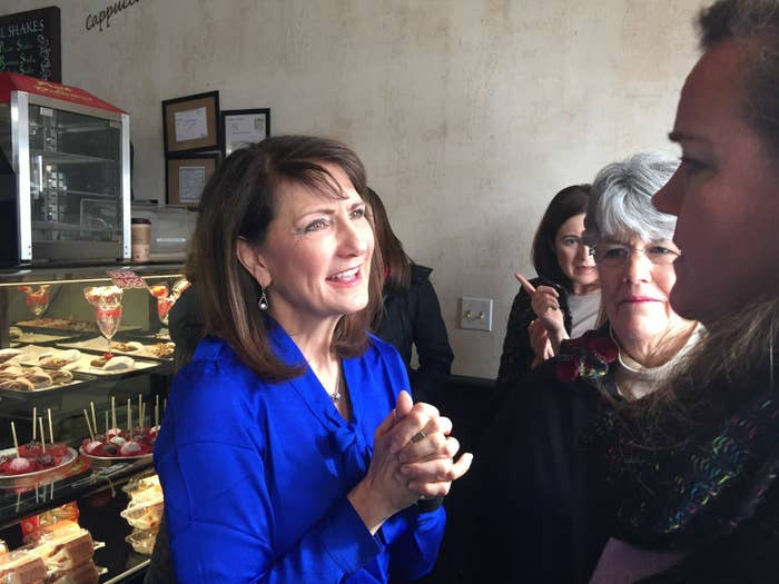 Democratic Rep. Marie Newman is challenging Rep. Dan Lipinski for the second time in 2020.
