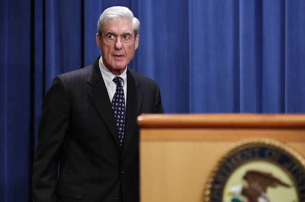 The Justice Department Has Clarified Why It Redacted The Mueller Report