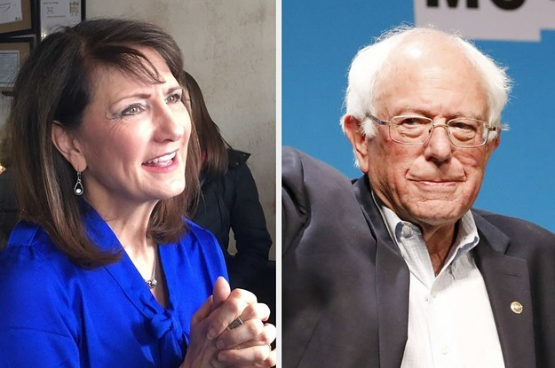 Bernie Sanders Is Endorsing Marie Newman Against One Of The Last Anti-Abortion Democrats In Congress