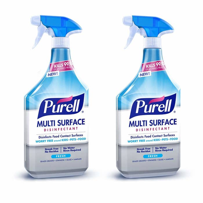 21 Multipurpose Cleaners You Can Use In Any Room Of Your House