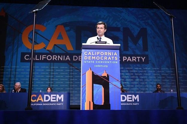Pete Buttigieg's Struggle To Win Over Latinos Could Limit His Rise