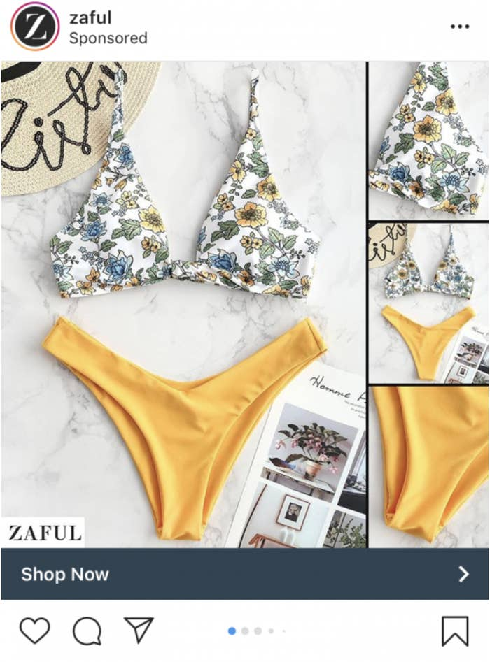 93a4d8bbc7c We Tried On Swimsuits From The Internet's Cheapest Stores And It Was ...