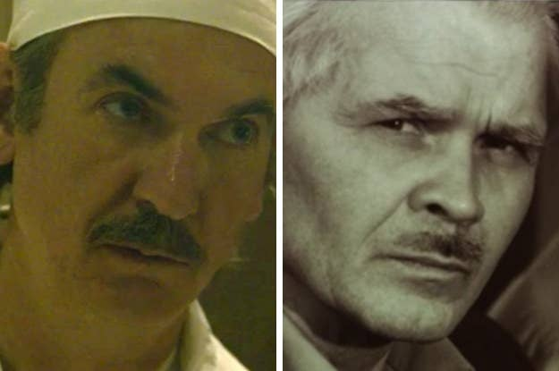 CHERNOBYL 2019 HBO CAST - Terrifying sight': General