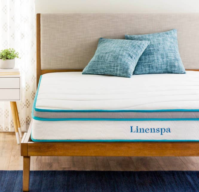 buy popular 4e698 449e1 18 Of The Best Mattresses You Can Get On Amazon