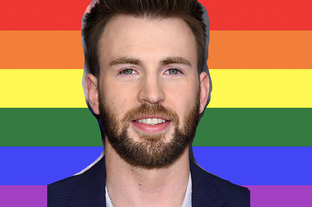 "Chris Evans Exposed This Whole ""Straight Pride"" Thing With ..."