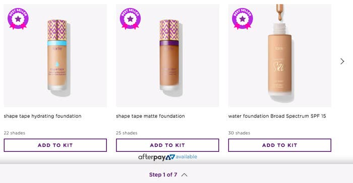 Tarte S Custom Kit Sale Is Back And You Re Losing Money The Longer You Wait