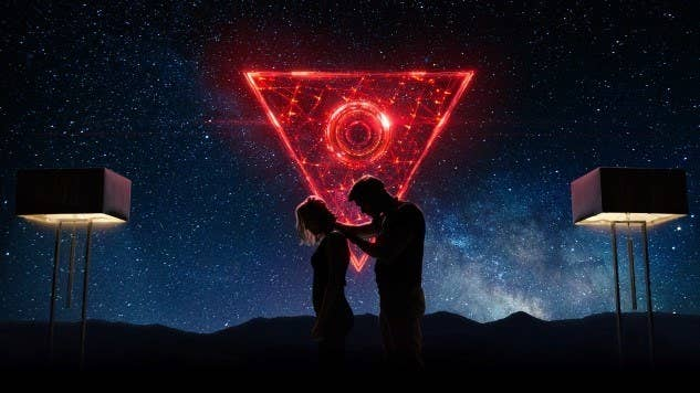"""What it's about: A woman gets kidnapped by a scientist who locks her up in a house full of cutting-edge technology. Her only hope is to befriend the artificial intelligence that controls the house.Watch if your favorite Black Mirror episode is...""""Metalhead"""""""