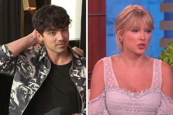 Joe Jonas Responded To Taylor Swift S Apology For Dragging Him On Ellen Years Ago