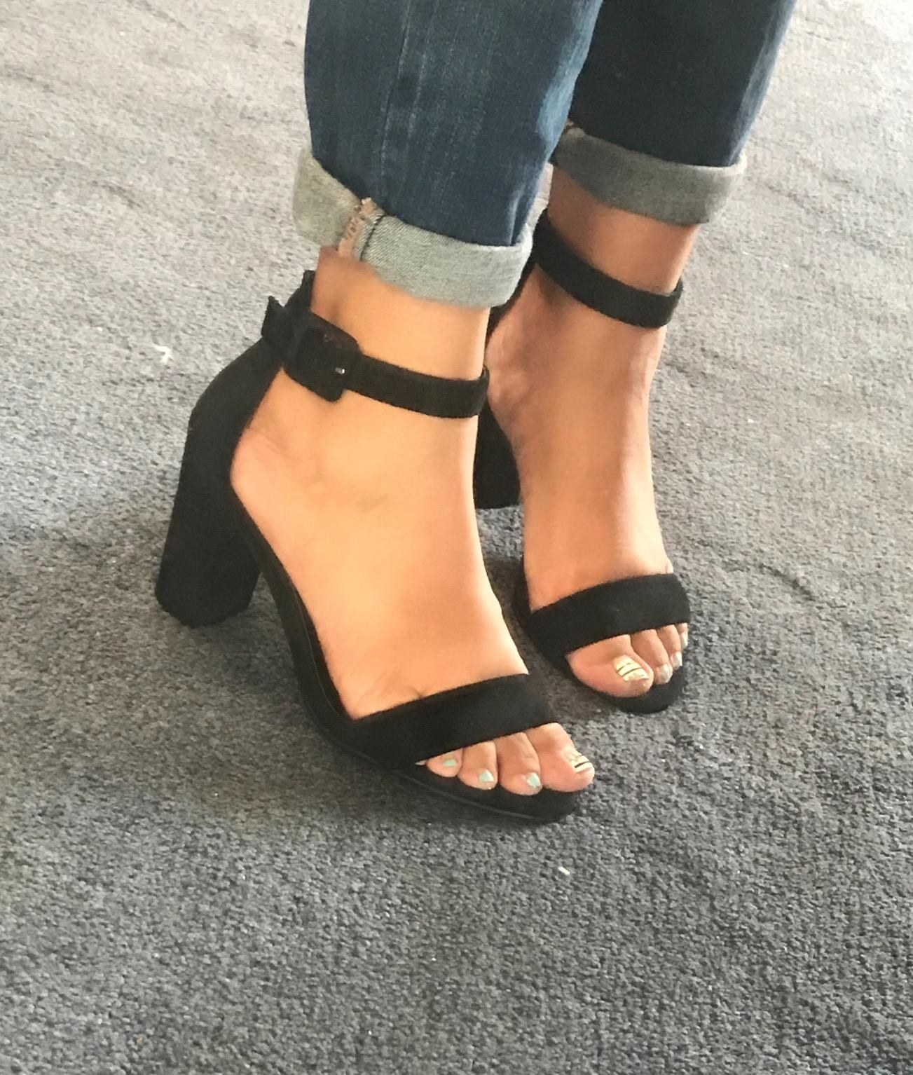 27a5f76189d 26 Comfy Pairs Of Heeled Sandals You Can Walk In All Day