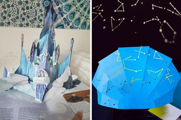 19 Pop-Up Books Adults Won't Want To Share With Their Kids