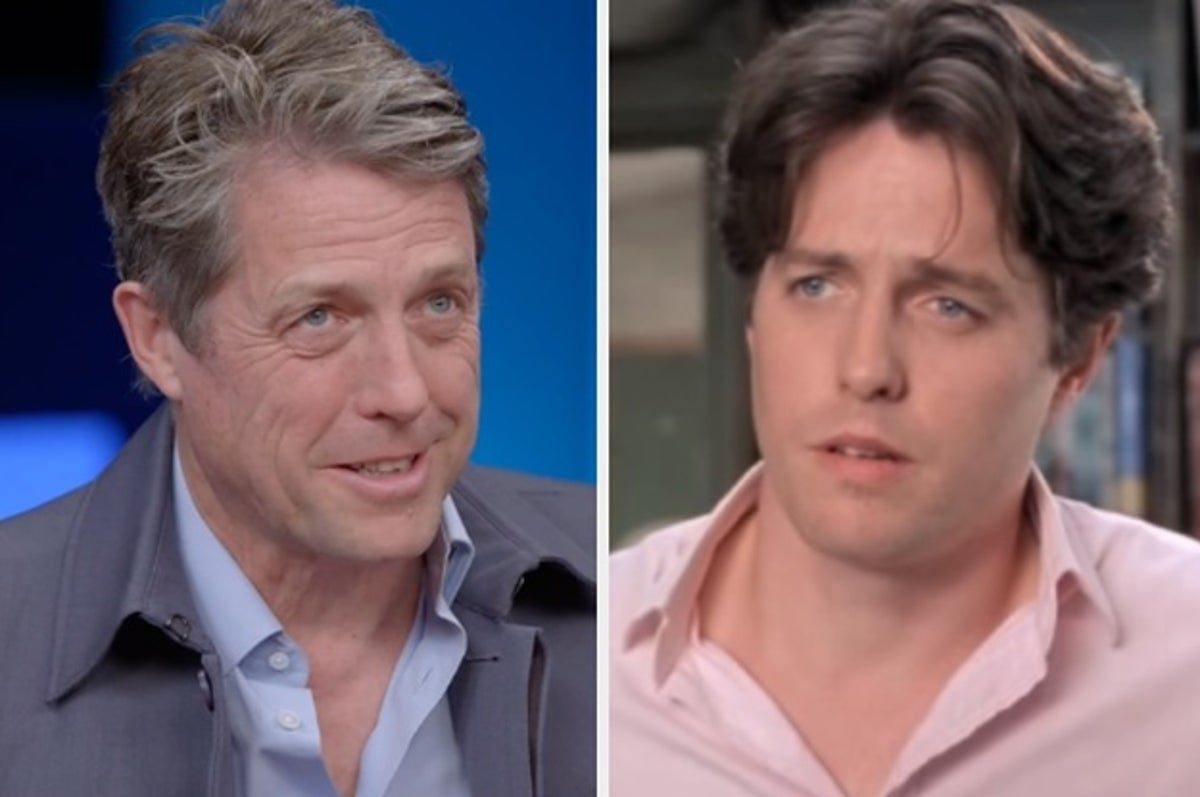 Hugh Grant Apparently Regrets All Of His Iconic Rom-Com Roles And I Am  Distraught
