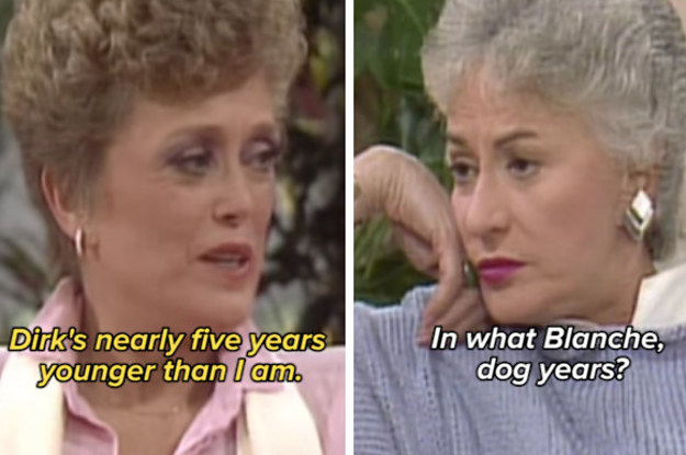 """50 Brilliant """"Golden Girls"""" Moments That Are Literally Hysterical"""