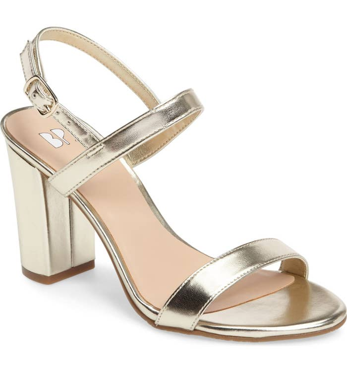 345202bb66a51 26 Comfy Pairs Of Heeled Sandals You Can Walk In All Day