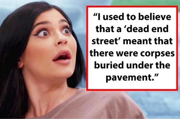 18 Things People Believed As Kids That Literally Make No Sense But Are Funny As Hell